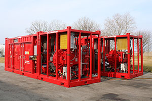 Well Solutions jb well solutions well service units for hazardous area zone 2