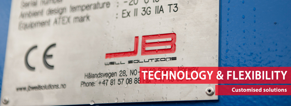 Well Solutions jb well solutions diesel and electric driven solutions for hazardous