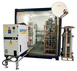 Patended Supercritical CO2 cleaning technology
